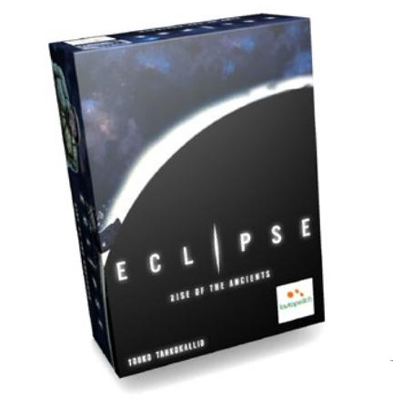 Portada de Eclipse: Rise of the Ancients