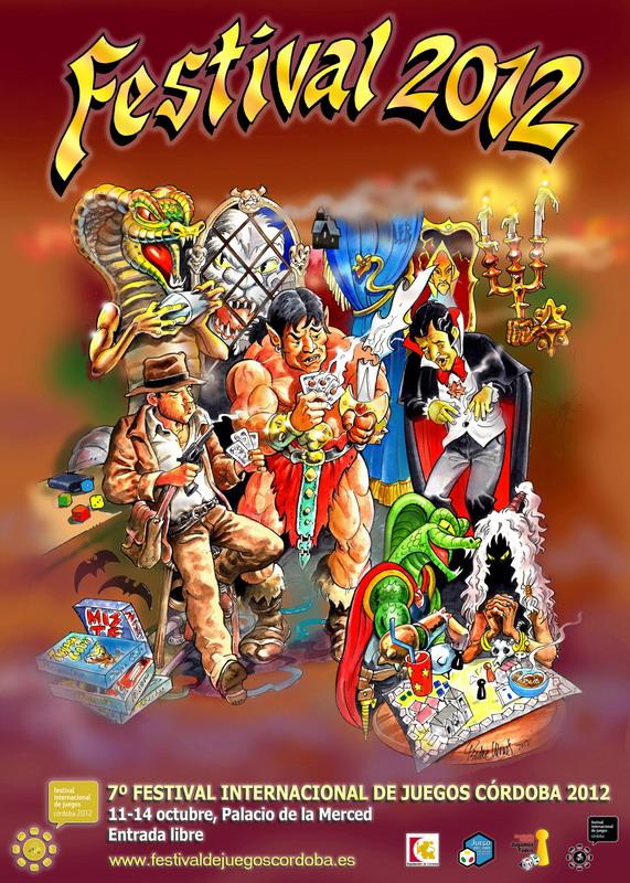 Cartel de la edición 2012
