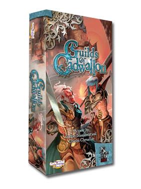 Caja de Guilds of Cadwallon