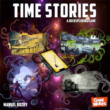 Portada provisional de Time Stories