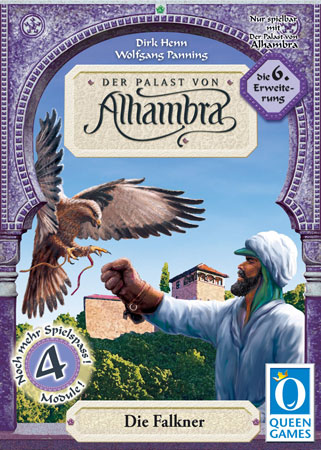 Portada de Alhambra: Die Falkner