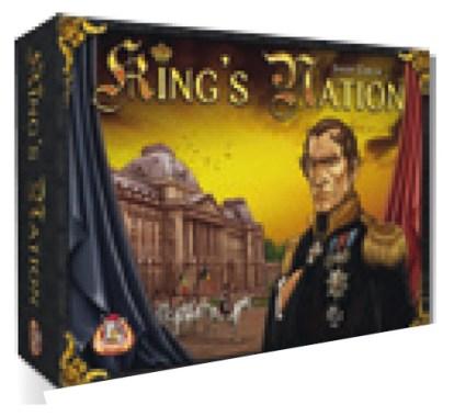 Caja de King's Nation