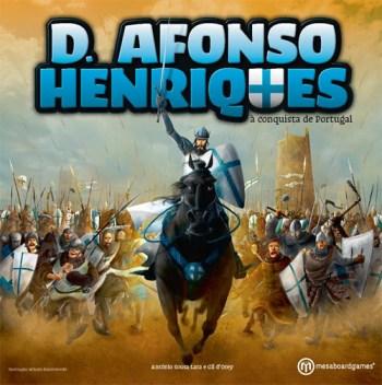 Portada de D. Afonso Henriques