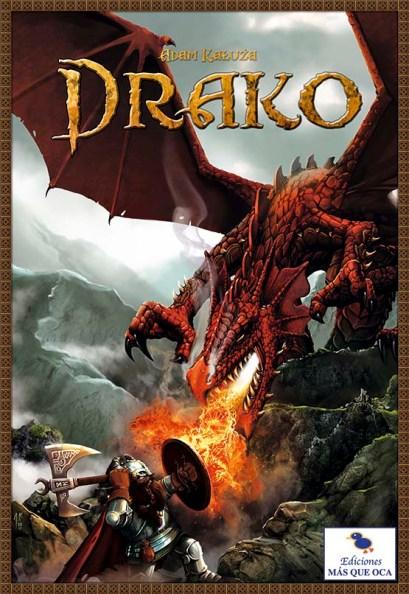 Portada de Drako