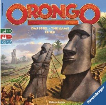 Portada de Orongo