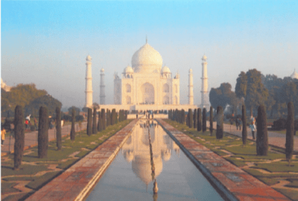 Taj Mahal, by Cindy Kraft