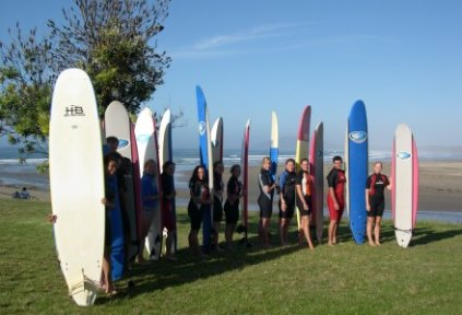 australia-wollongong-by-ciee-surfing-2006