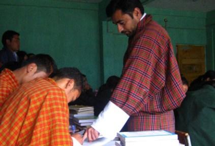 bhutan-bumthang-by-lindsey-weaver-in-a-bhutanese-high-school-2006