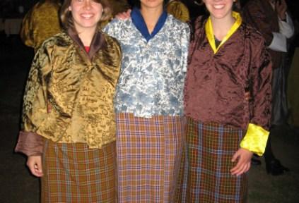 bhutan-thimpu-by-lindsey-weaver-tasha-and-i-wearing-the-kira-traditional-bhutanese-female-dress-2006