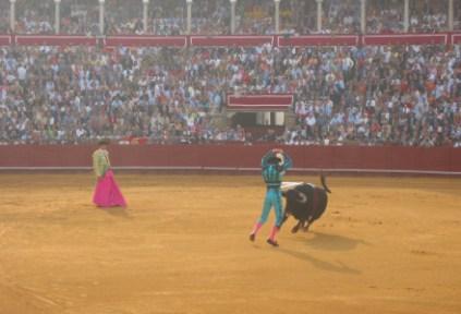 spain-seville-by-ryan-hall-bullfight-in-the-plaza-de-toros-2006