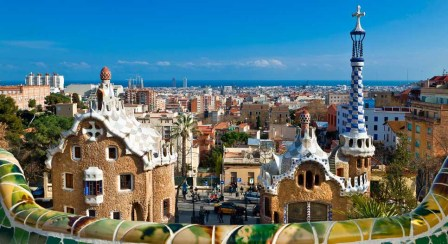 spain-barcelona-by-unknown-barcelona-and-ocean-view