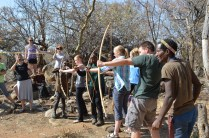 tanzaniags_by-laura-deluca-bow-and-arrow-practice-2014