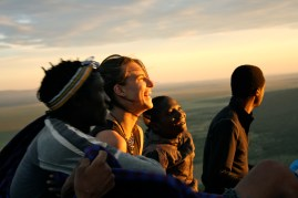 tanzaniags_by-megan-barrie-students-and-locals-watching-sunset-2012