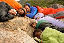 tanzaniags_by-megan-barrie-students-in-sleeping-bags-2012