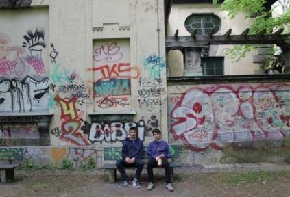 germany-munich-graffiti-house