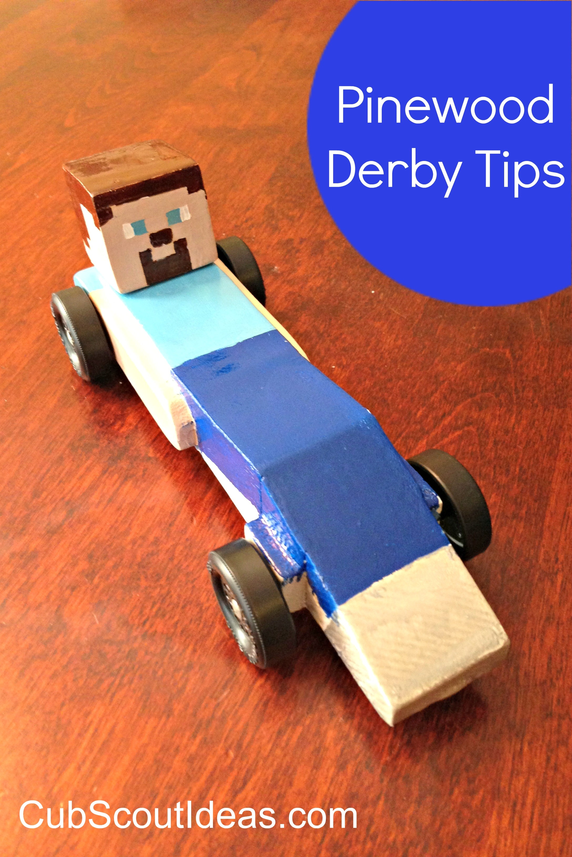 Pinewood Derby Resources