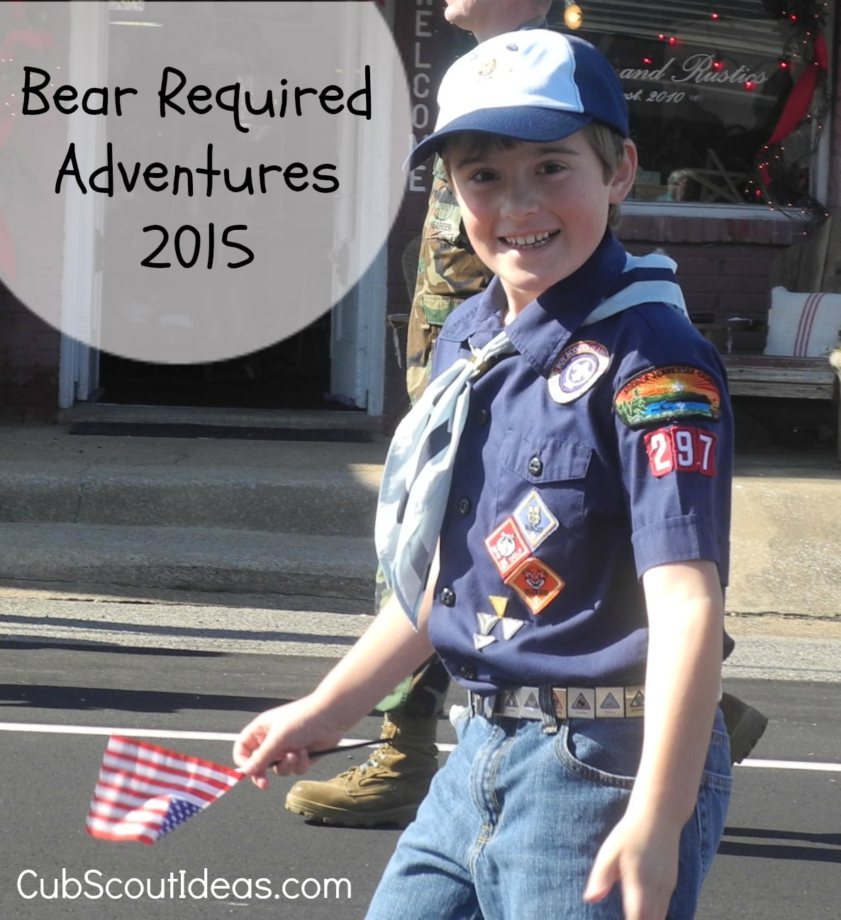 Bear Required Adventures