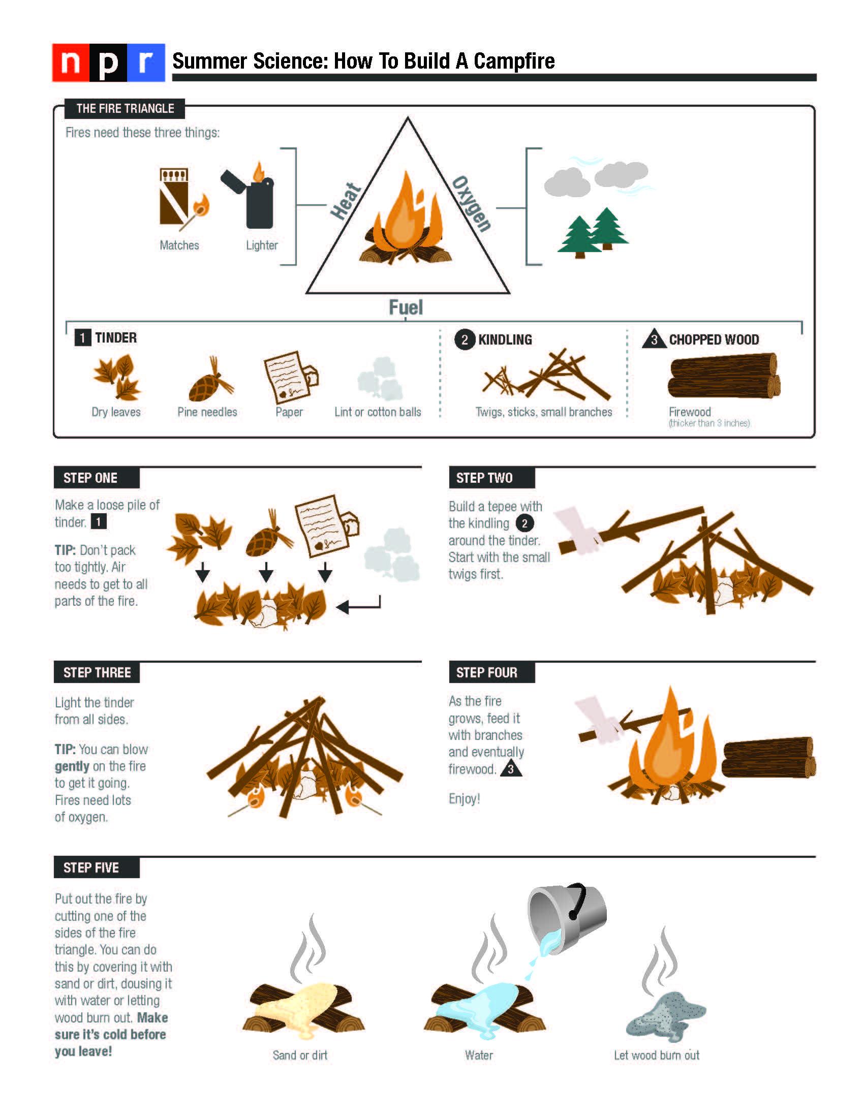 Npr Summer Science Campfire