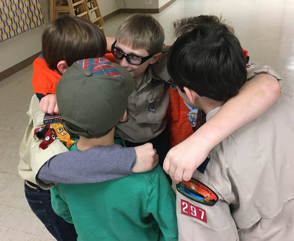 Gathering Activities For Cub Scouts