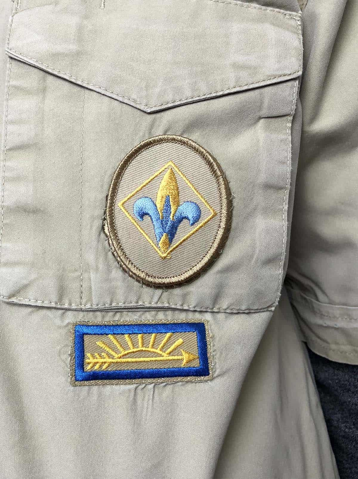 Ultimate Cub Scout Patch Amp Badge Placement Guide