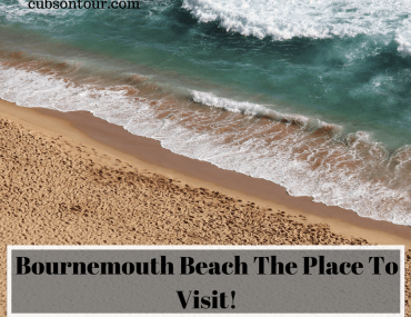 Bournemouth Beach The Place To Visit!