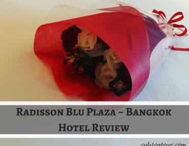 Radisson Blu Plaza Bangkok hotel review