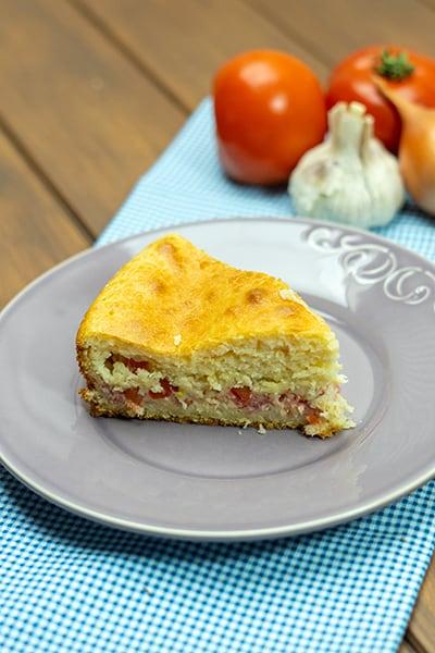 Torta de Mortadela