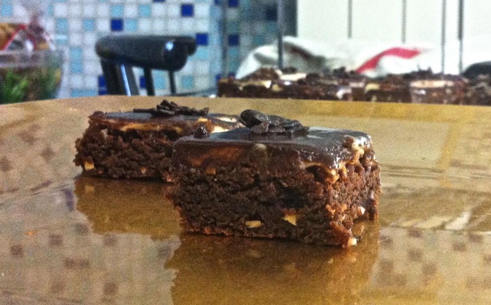 Brownies al cappuccino (1/2)