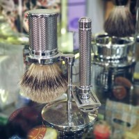 Set de afeitar Muhle & Edwin Jagger en Cuchilleria Moreno