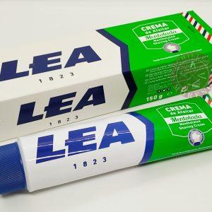Crema de Afeitar Lea Mentolada 150gr