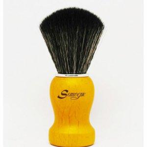 brocha de afeitar semogue pelo sintetico