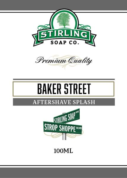 after shave locion stirling