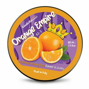 jabon afeitar orange empire the goodfellas smile