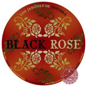 jabon de afeitar artesanal los jabones de joserra black rose