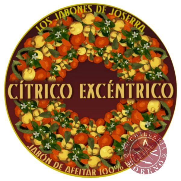 jabon de afeitar artesanal los jabones de joserra citrico excentrico