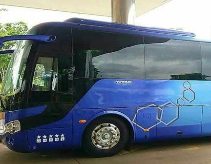 Big Size Groups Bus