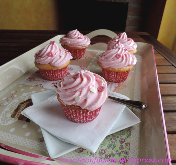 Cupcake con il cuore (3/3)