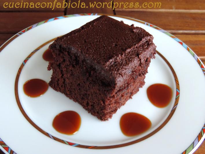 Wacky Cake ovvero