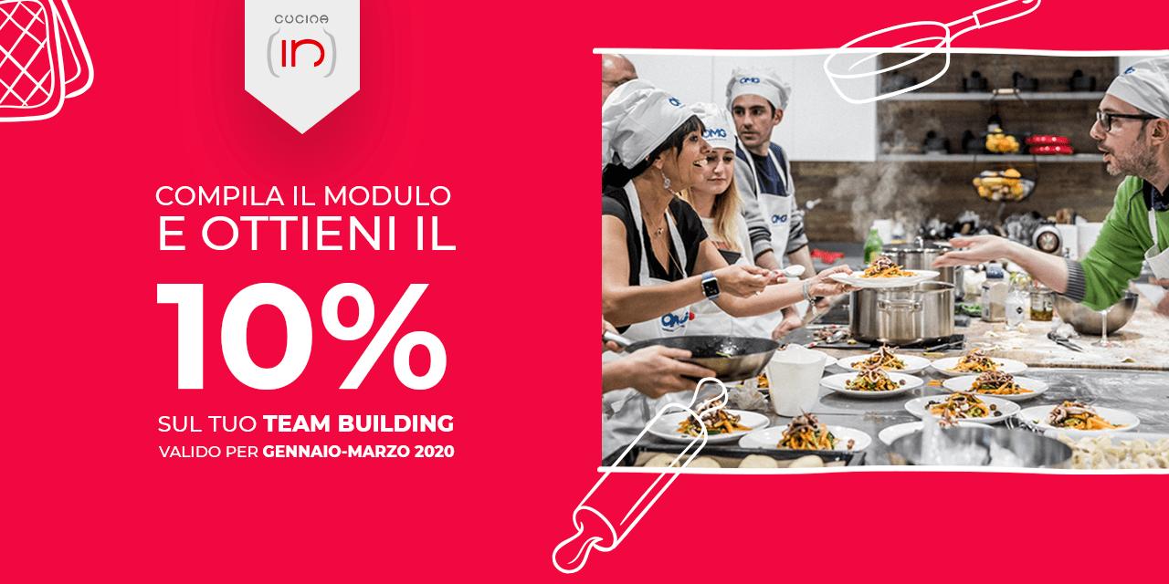 Cooking Team Building: cucinare fa bene all'azienda