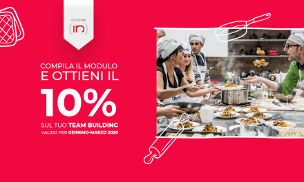 Cooking Team Building: cucinare fa bene all'azienda