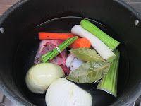 Ricetta brodo di carne (manzo)
