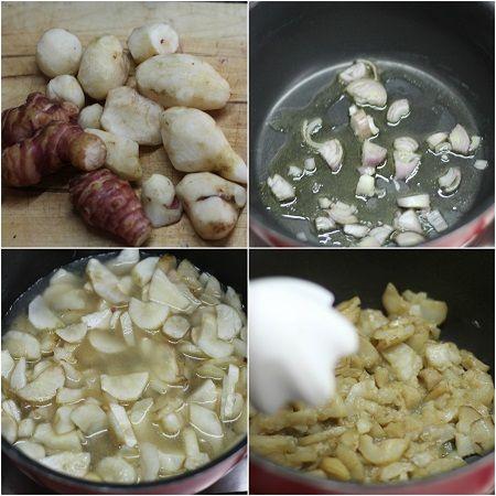 crema topinambur