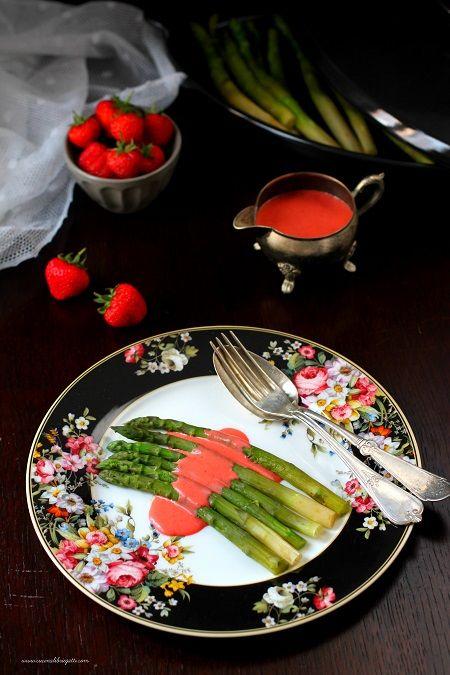 ricetta asparagi al cartoccio