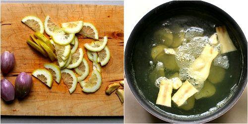 come preparare il pollo marinato al limone