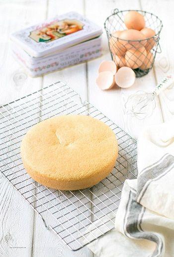 come fare il pan di spagna