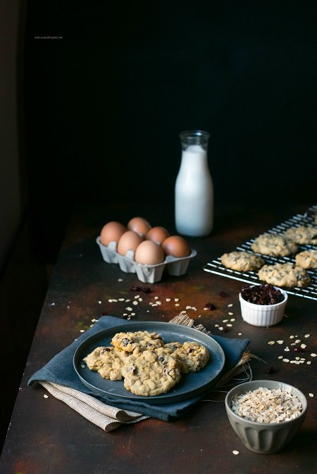 biscotti all'avena
