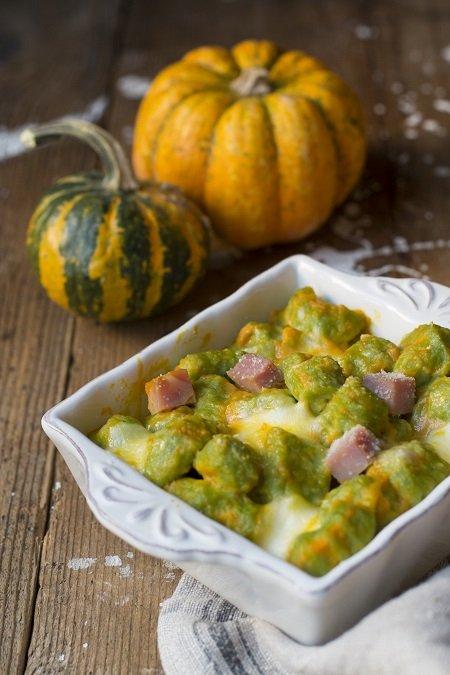 gnocchi verdi ricetta