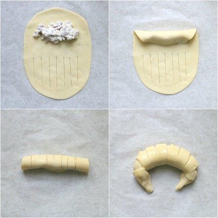 antipasti pasta sfoglia