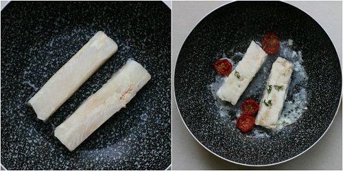 cucinare nasello in padella