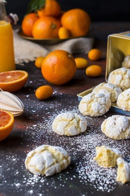 biscotti morbidi all arancia